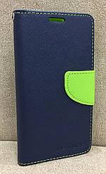 Чехол-книжка Goospery для Lenovo Vibe C2 (K10A40) (Blue)