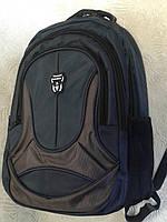 Рюкзак городской вместительный  46*32*18 см (Турция), фото 1