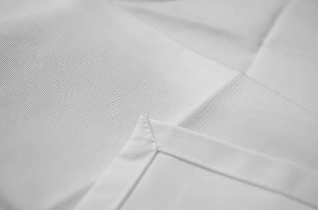 Ткань скатертная ХЛ-195 Белая 100% Хлопок, фото 2