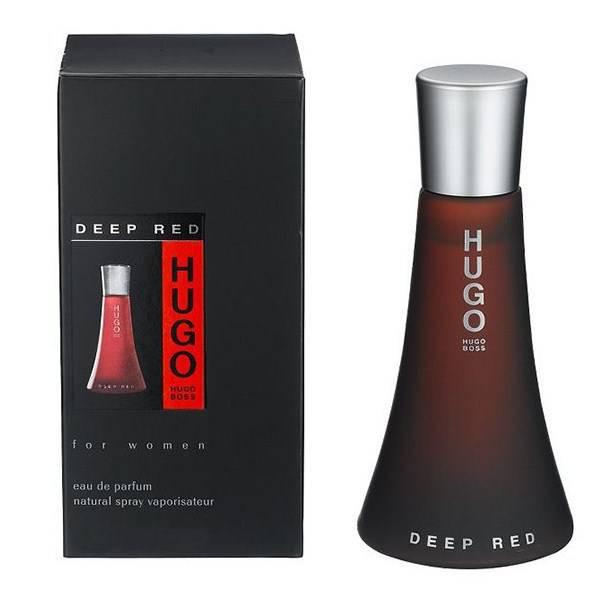 Hugo Boss Deep Red (Хьюго Босс Дип Рэд), женская парфюмированная вода, 90 мл копия