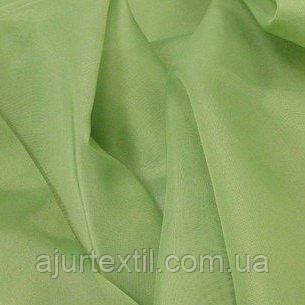Вуаль однотонный (зелень)