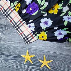 Розовая юбка миди - 533-3318-1, фото 3