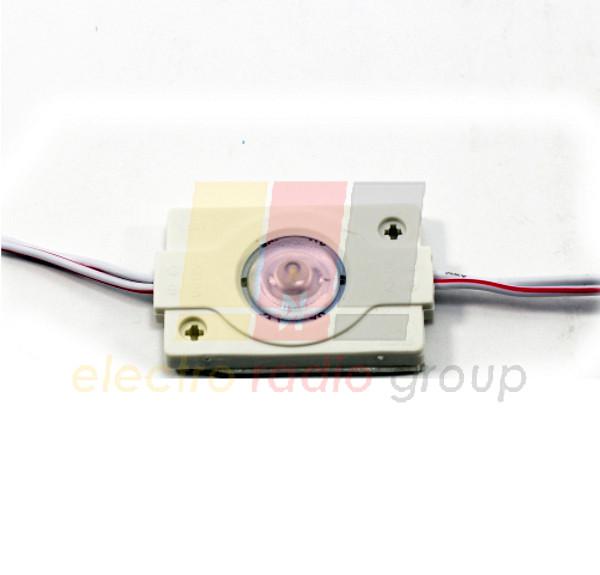 # 99 МТК-3030-1Led-W-0,6W Светодиодный модуль (smd3030 1шт, 48 мм)