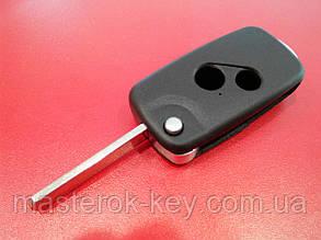 Заготовка выкидного ключа HONDA 2 кнопки #2