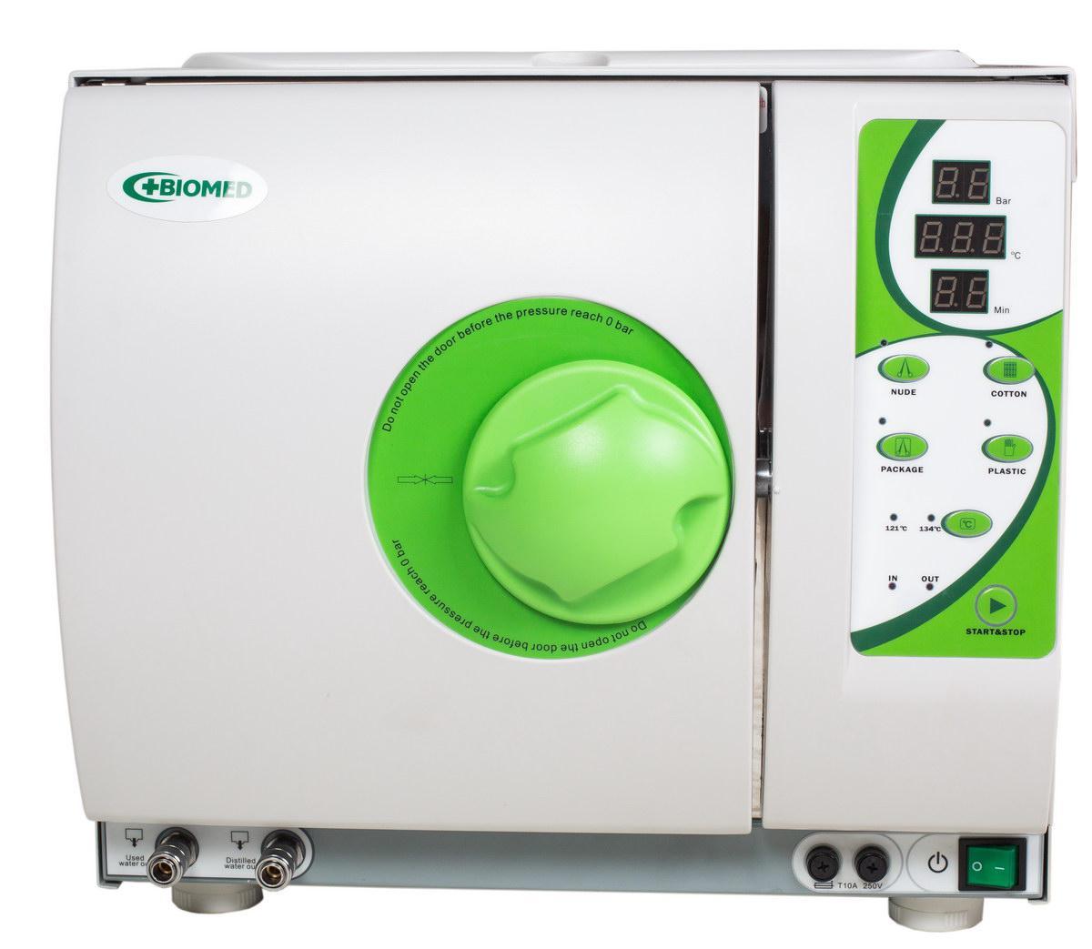 Стерилізатор паровий TANDA C23L