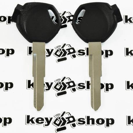 Ключ с магнитами для мотоцикла Honda (Хонда) лезвие правое (среднее), фото 2