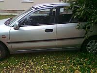 Стекло двери передней / задней Mitsubishi Carisma Хетчбек