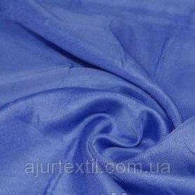 Вуаль однотонный (синий)
