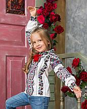 Детские вышиванки для девочки Сказка, фото 2