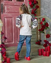 Детские вышиванки для девочки Сказка, фото 3