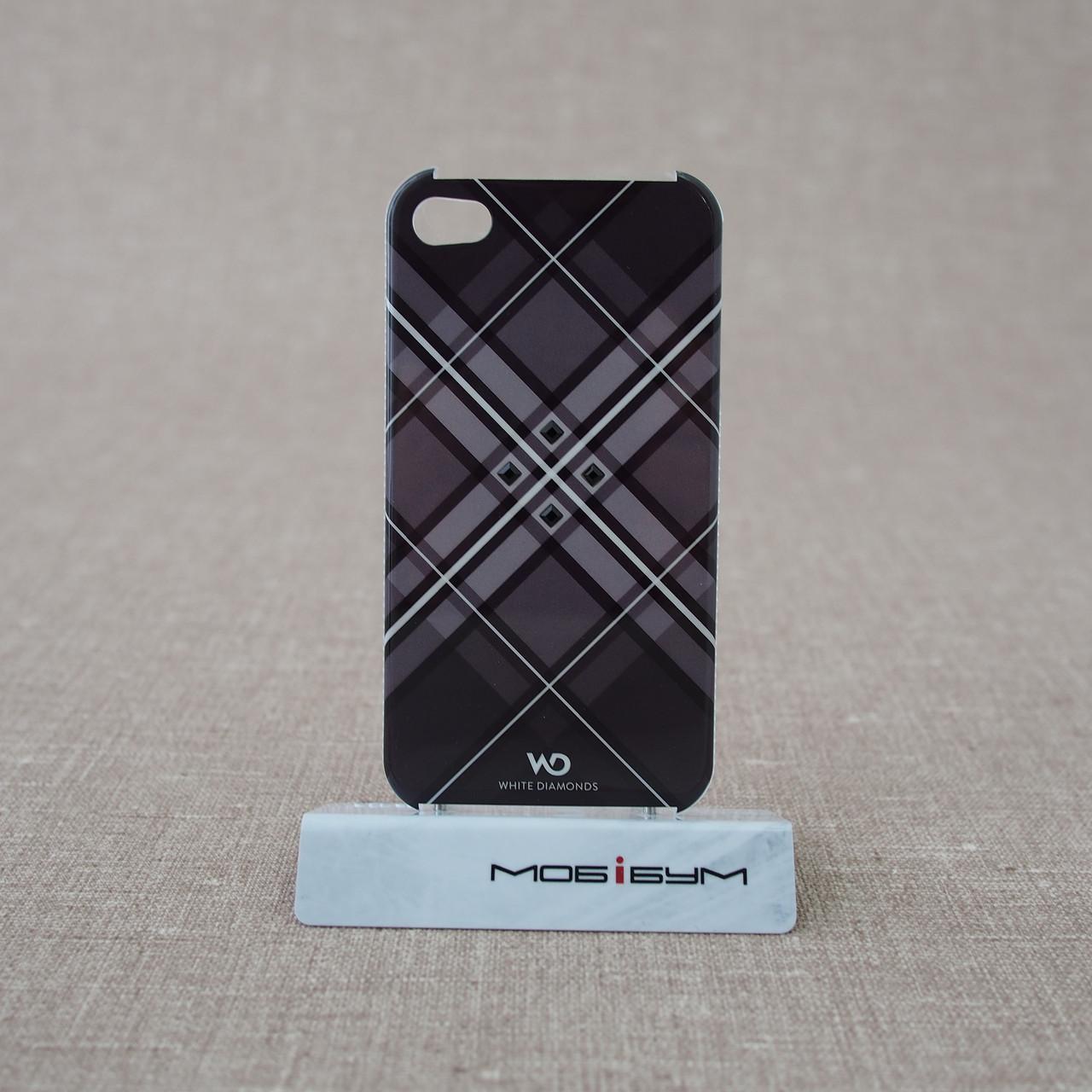 Чехол White Diamonds Grid black iPhone 4/4S (1110GRI6) EAN/UPC: 4260237630807