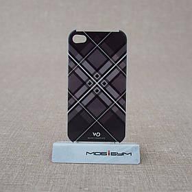 Чохол White Diamonds Grid black iPhone 4 / 4S (1110GRI6) EAN / UPC: 4260237630807
