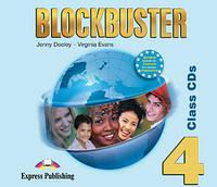 Blockbuster 4 Intermediate Class Audio CDs (set of 4)