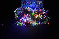 Светодиодная гирлянда на 300 LED микс