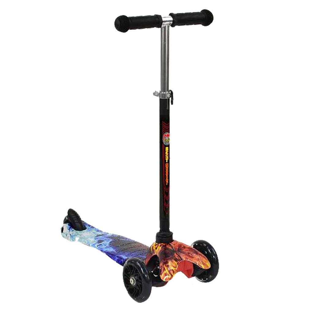 Самокат Best Scooter А 24697/779-1297 Коричневый Mini 63870