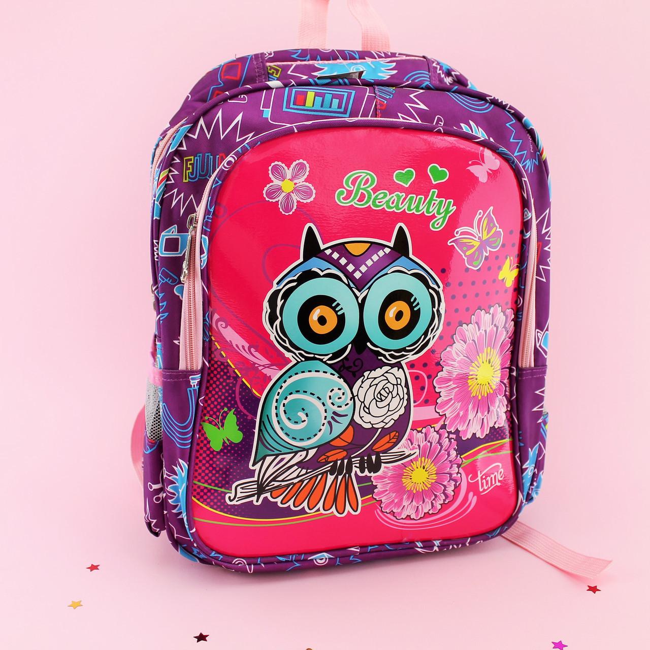 Школьный рюкзак ортопедический  555-444