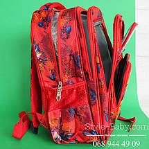 Школьный рюкзак мальчика Человек Паук, 555-443, фото 2