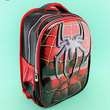 Рюкзак ортопедический в школу Spider-Man  00211