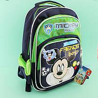 Рюкзак школьный Первоклассник Микки Маус 00201