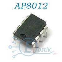 AP8012, SMPS контроллер питания, DIP8