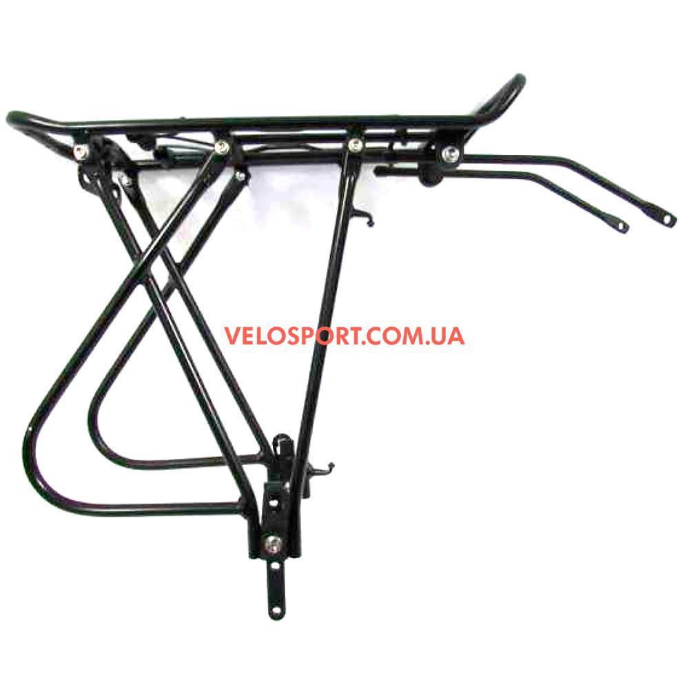 Багажник алюминиевый для велосипеда
