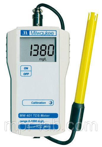 Портативный солемер Milwaukee MW401,США