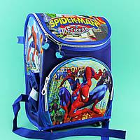 Рюкзак каркасный в школу Спайдермен Spiderman 00159