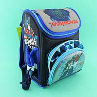 Рюкзак в школу каркасный Трансформеры  00187
