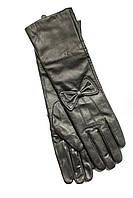 Женские перчатки длинные 380мм Средний