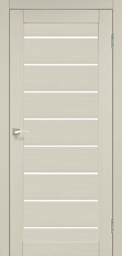 Двери Korfad PND-01 Дуб беленый