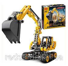 Конструктор Decool 3359 (Lego Technic Экскаватор) 286 дет