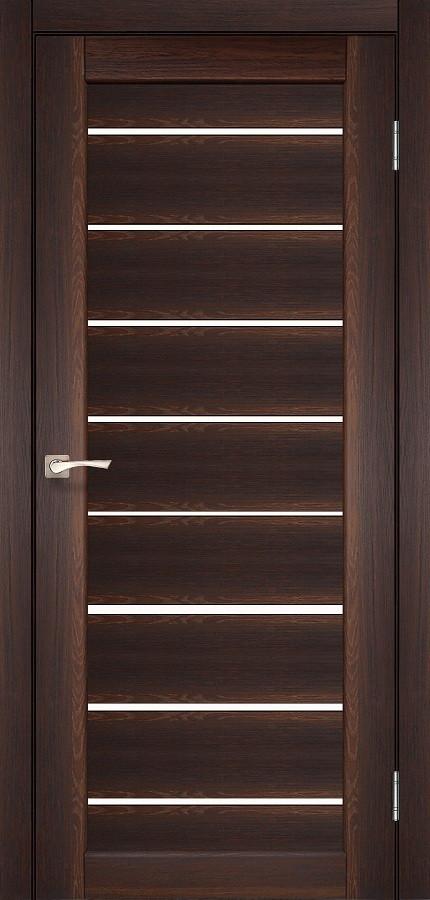 Двери Korfad PND-01 Орех