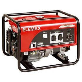 Бензиновий генератор ELEMAX SH-6500EX-S