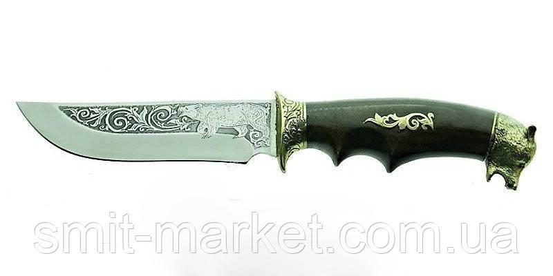 Охотничий нож Спутник Медведь М, фото 2