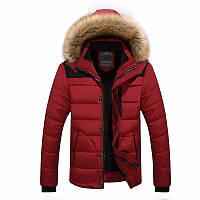 Зимняя мужская куртка. Мужская парка. (Г1001)