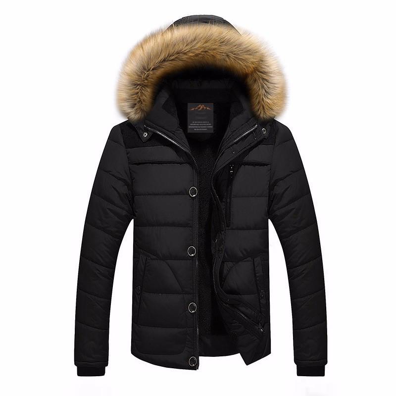 Мужская зимняя куртка (1001)