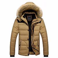 Зимняя мужская куртка .Мужская парка.Арт.В1001, фото 1