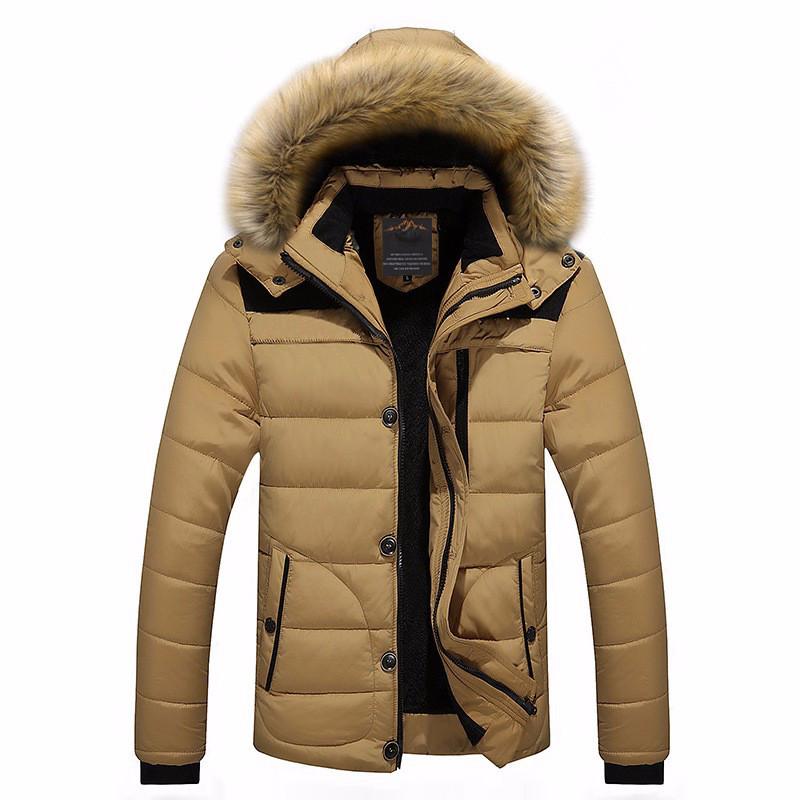 Зимняя мужская куртка .Мужская парка.Арт.В1001