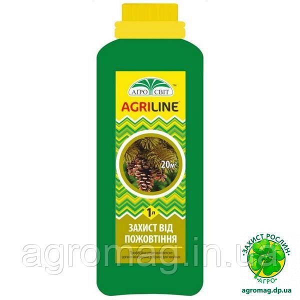 Профессиональное удобрение Agriline Хвоя от пожелтения 1л