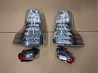 Стопы Прадо 150 в стиле Lexus с задними туманками