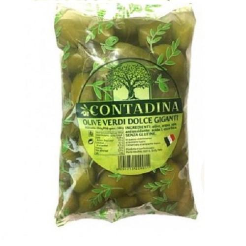 Оливки Olive Verdi Contadina  850 г (Италия)
