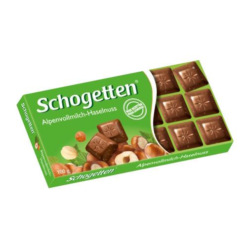 Шогетен орех шоколад 100 г
