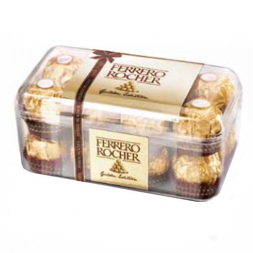 Конфеты Роше / Ferrero Roche (Ферреро) Т16*5*4  200гр