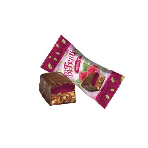 Би фести Малина конфета (Лукас) 2,5 кг