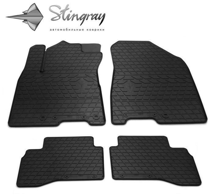 Автомобильные коврики Kia Niro 2016- Stingray