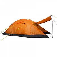 Экспедиционная палатка Wechsel Conqueror 3 Zero-G Line (Orange) + коврик (3 шт.), фото 1