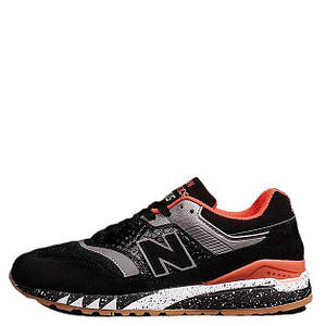 Детские Кроссовки New Balance 997.5 Black/Red