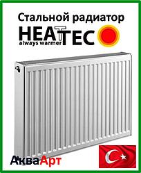Стальной радиатор Heattec 22k 500*400 бок.подкл.