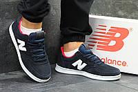 Кроссовки мужские в стиле New Balance код товара SD-5794. Темно-синие с 15112588dba