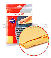 Искусственная замша SONAX, размер 51⟷45 см